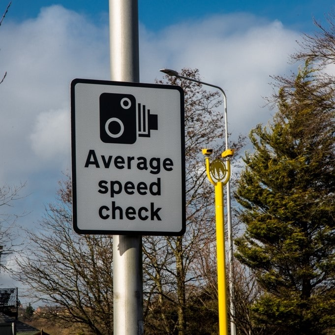 Lancashire chooses SPECS3 VECTOR average speed enforcement cameras from Jenoptik for eight routes through the county.