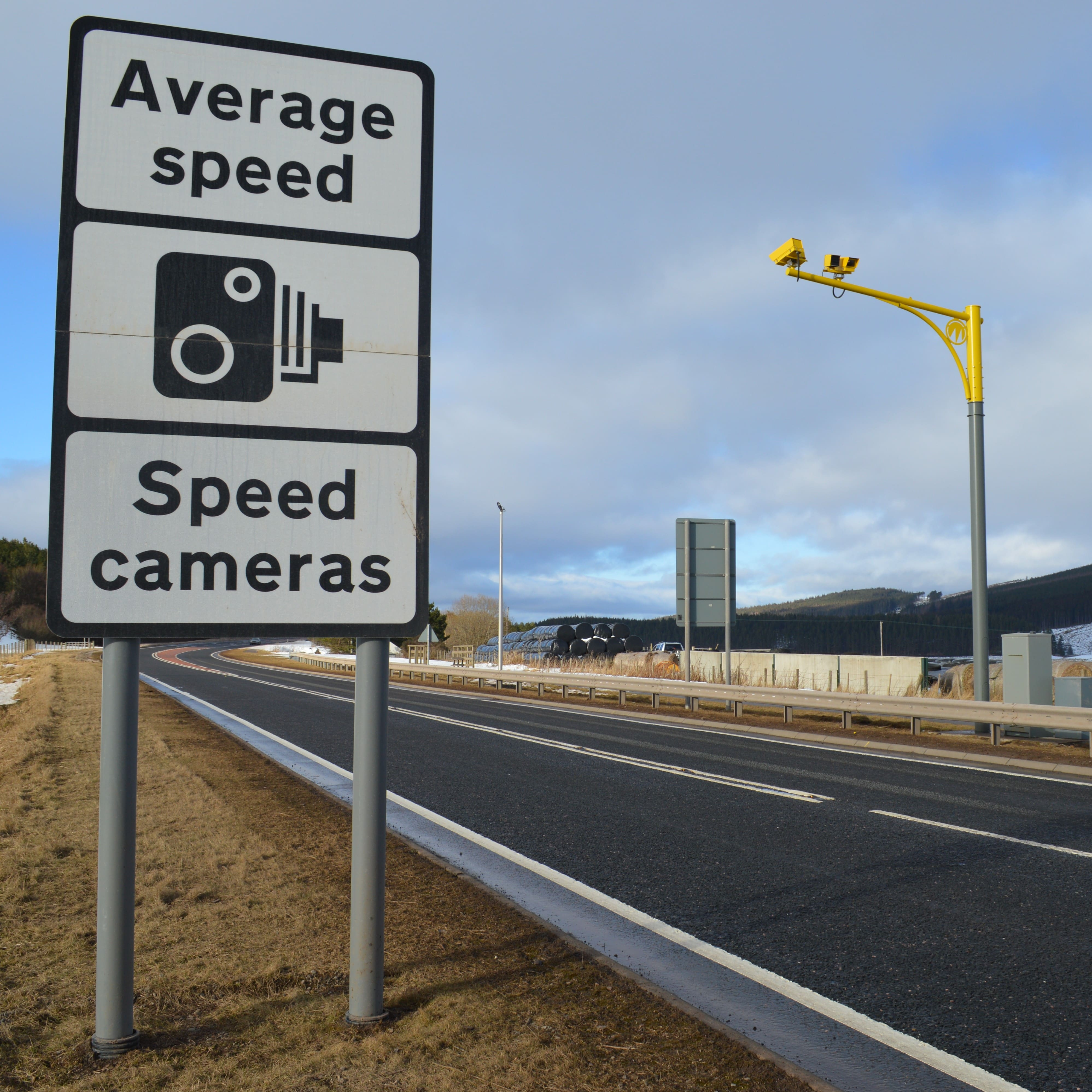 SPECS average speed enforcement cameras contribute to two prestigious Prince Michael International Road Safety Awards.